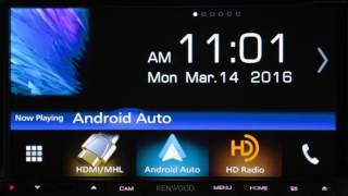 KENWOOD Android Auto Part 1