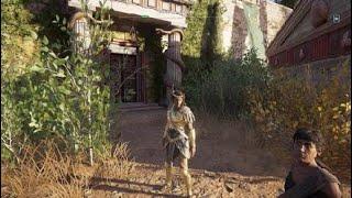 Assassin's Creed® Odyssey Legendary Armor Deimos full set looks shinny! xD cultest all dead