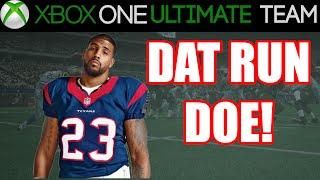 Madden 15 - Madden 15 Ultimate Team - DAT RUN DOE | MUT 15 Xbox One Gameplay