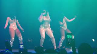 Ashanti Performs Baby At Barclays Center