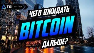 BITCOIN(BTC) ⚠️ Когда покупать Биткоин? Прогноз на WAVES