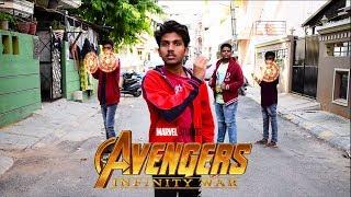 Avengers Infinity War WEIRDEST EVER INDIAN TRAILER SPOOF   DROLE FACTORY
