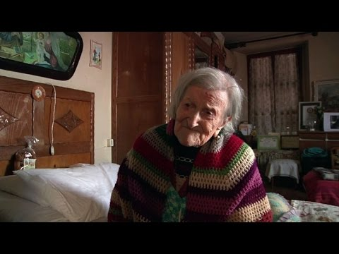 World's oldest living person prepares for 117th birthday