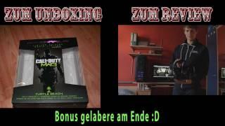 Mikrofon test Turtle Beach Ear Force Z6A Charlie COD Edition (Deutsch)