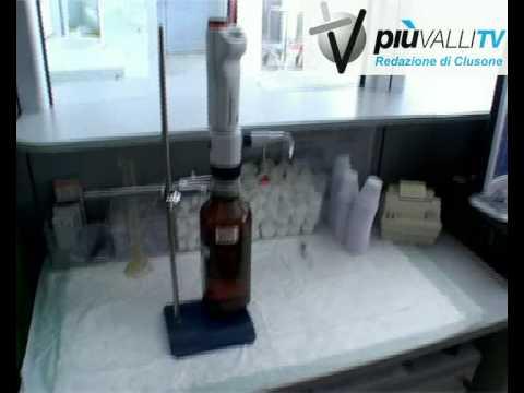 Clinica in San Pietroburgo su cura di alcolismo