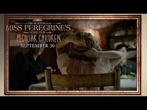 Miss Peregrine's Home for Peculiar Children (Character Profile 'Claire')