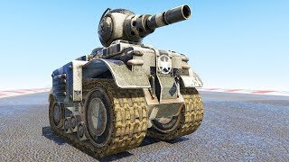 BUYING REMOTE CONTROL WALLA TANK FOR $3,000,000 in GTA 5 Online