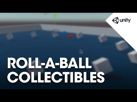 Creating Collectable Objects - Unity