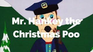 mr hankey the christmas poo south park