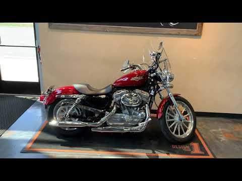 2009 Harley-Davidson Sportster 883 Low at Vandervest Harley-Davidson, Green Bay, WI 54303