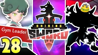 The GYM LEADER SHOWDOWN! aDrive VS Bede!! Pokemon Shining Sword Nuzlocke Ep:28 by aDrive
