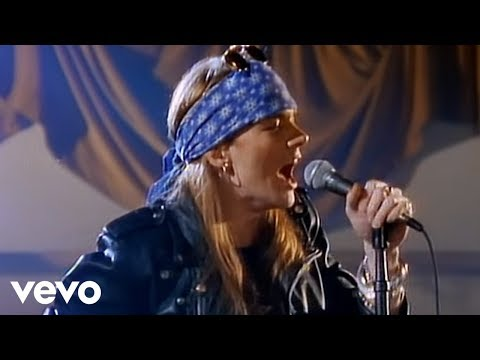 Vídeo Sweet Child O' Mine (Alternate Version) de Guns and Roses