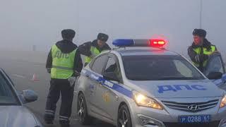 15 ноября_Ростов ДТП на М4 видео