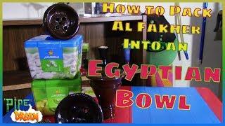 Al Fakher Packing Tutorial: Egyptian Bowl