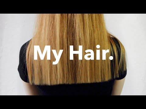 The Journey To Waist LengthMy Hair Story.