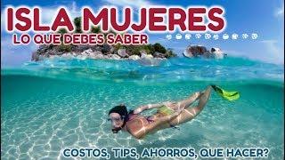 Isla Mujeres, Cancun