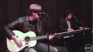 "Drive-By Truckers ""The Thanksgiving Filter"" Live at KDHX 10/28/11 (HD)"