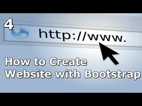 How to Create a Website with Bootstrap - Featurettes Content - Part 4