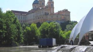 preview picture of video 'Feuerwehr Melk Donau-Hochwasser Juni 2013 in Melk'