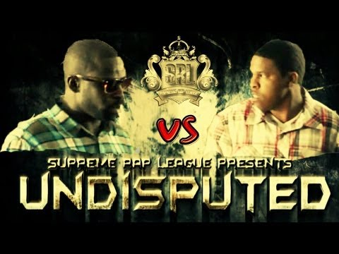 SUPREME RAP LEAGUE PRESENTS MOON VS ARTILLERY DA GOD