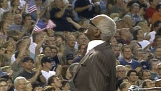 """Ray Charles performs """"America the Beautiful"""""""