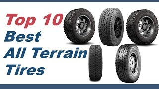 Best All Terrain Tires 2020 || Top 6 Best All Terrain Tires (Buying Guide)