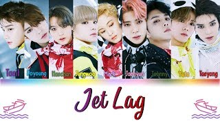 NCT 127 엔시티 127 'JET LAG' Lyrics Color Coded (HanRomEng) Easy Lyrics