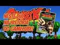 Donkey Kong Jungle Beat: Neste Dia Na Hist ria Do Gamec
