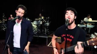 Matthew Morrison & Darren Criss