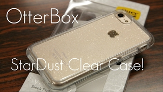 Clear Sparkles! - OtterBox Symmetry Clear Case - StarDust Edition! - iPhone 7 / 8 &  PLUS