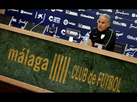 El Málaga se juega tres puntos para pensar en el ascenso o la salvación