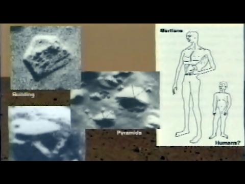 Geheim project remote view Mars