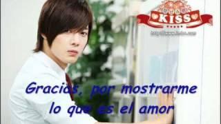 Kim Hyun Joong - One more time sub español