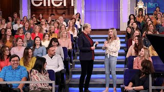 Ellen Quizzes Millennials on Old-School Slang
