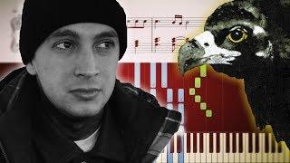 BANDITO (Twenty One Pilots) - Piano Tutorial + SHEETS