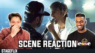 Gully Boy - Rap Battle Scene Reaction | Ranveer Singh | Stageflix
