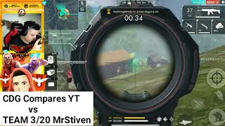 Team MrStiven Vs Clan Compares YT y Así Reaccionan Durante El vs