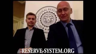 СТАРТ ПРОЕКТА Международная резервная система  IRS  International Reserve 7