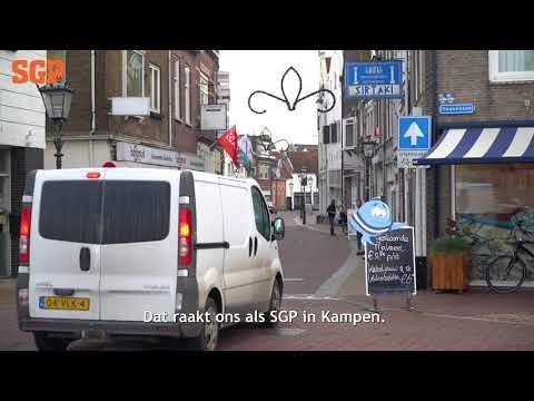 SGP Kampen - video Eenzaamheid