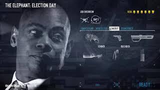 Payday 2 - Election Day Speedrun DS ( WR: 1:24 ) [ speedrun mod ]
