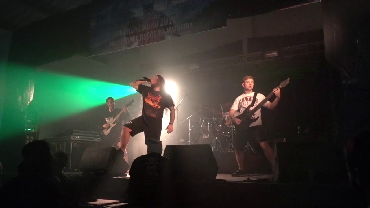 Acranius no Oeste Underground Fest 2017