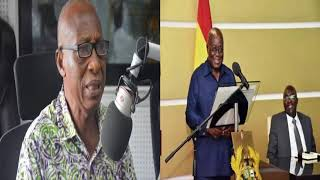 Major RTD Boakye Gyan Says He And Pres. Akufo Addo Were Classmate