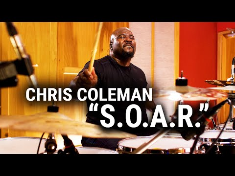 """Meinl Cymbals - Chris Coleman - """"S.O.A.R."""""""