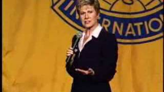 Patricia Fripp: Keynote Speech at 2001 Toastmasters International Convention