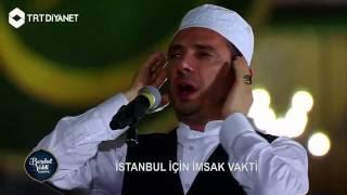 Ayasofya'da Ezan Sesi