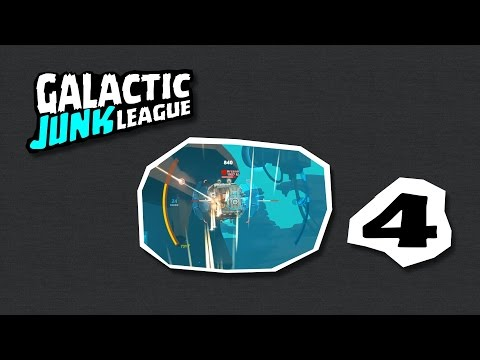 Galactic Junk League #4
