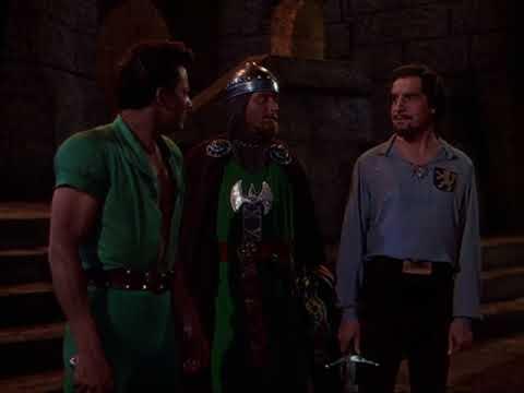 The Bandit of Sherwood Forest(1946) Robert of Nottingham vs. William of Pembrooke
