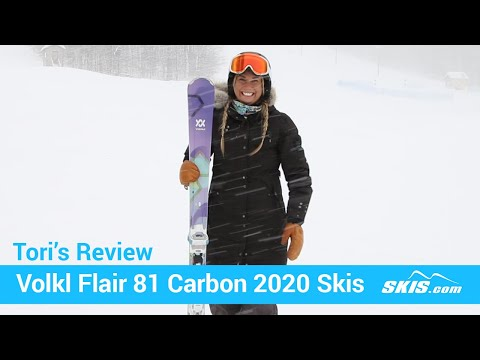 Video: Volkl Flair 81 Carbon Skis 2020 21 50