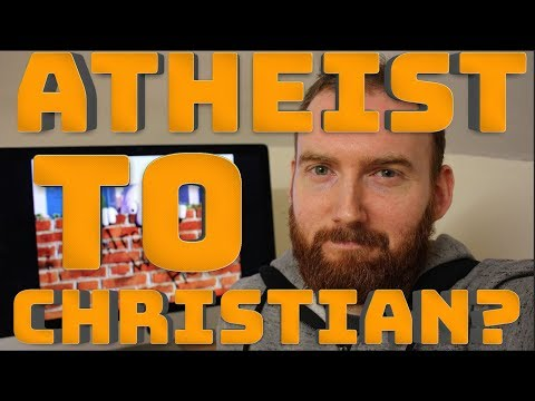 Skeptic Atheist Youtuber Converts To Christianity!