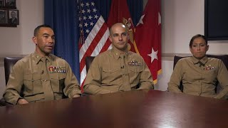 Coming Home: Marines Readjust To Life After Afghanistan